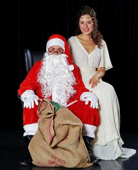 Nikolausfest - Kleine Talent-Show- jedes Kind darf etwas präsentieren