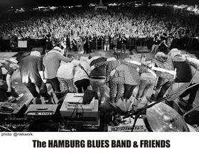 Bild: HAMBURG BLUES BAND &