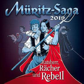 """Gutscheine Müritz-Saga 2019 - """"Ratsherr, Rächer und Rebell"""""""