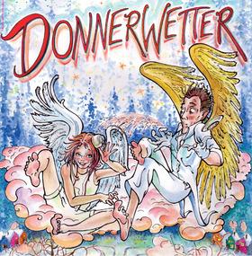 Bild: Donnerwetter - Ein Stück Himmel von Enrico Beeler, Margit Bischof und Werner Bodinek für Kinder ab 6