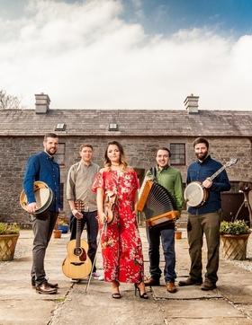 Goitse - Contagiously energetic Irish Music