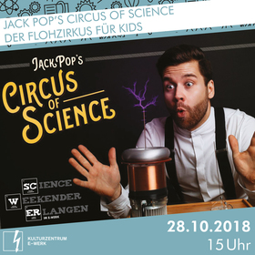 Bild: Jack Pop's Circus Of Science – Der Flohzirkus für Kids