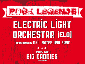 Bild: ROCK LEGENDS - Electric Light Orchestra (ELO)