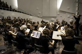 Bild: Werkstattorchester - Austauschkonzert mit dem Orchester Molto Assaï aus Bordeaux