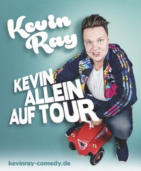 Bild: KEVIN RAY - Kevin allein auf Tour