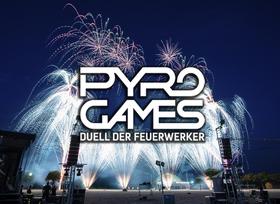 Bild: Pyro Games 2019 - Duell der Feuerwerker