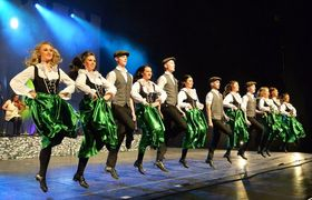 Bild: Danceperados of Ireland - Whiskey, you are the devil!