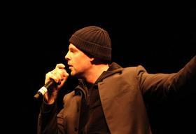 Bild: Poetry Slam Show