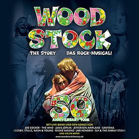 Bild: WOODSTOCK THE STORY - Das Rockmusical