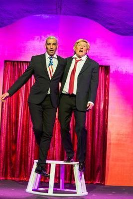 Bild: Distel – Kabarett-Theater für politische Satire - Zirkus Angela – Schicksalsjahre einer Kanzlerin