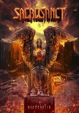 Bild: SACROSANCT - Necropolis Release Party + special guest TANKDRIVER