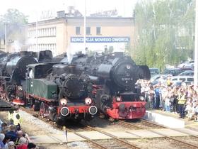 Bild: Sonderzugfahrten mit dem Lausitzer Dampflok Club e.V.