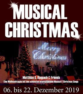 Musical Christmas 2019 - Eine Weihnachtsgala mit den schönsten Musical & Christmas Songs