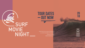 Bild: Cine Mar - Surf Movie Night - Hannover