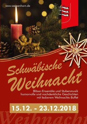 Bild: Schwäbische Weihnacht Weißenhorn