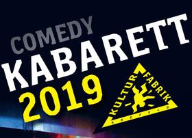 Bild: Kabarett Kombiticket - 2. HJ 2019