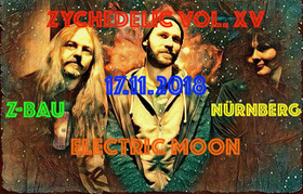 Bild: ZYCHEDELIC Vol. XV Spacensation - Electric Moon + Fabels
