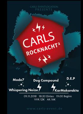 Bild: Rocknacht 2.0 - Live im Carls 2018