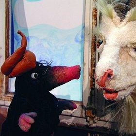 Bild: Vom kleinen Maulwurf, der wissen wollte, wer ihm auf den Kopf gemacht hatte - Marotte Figurentheater