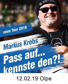 Bild: Markus Krebs - Pass auf... Kennste den? - Preview