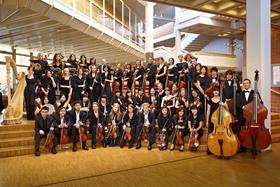 Bild: Orchesterkonzert - Hochschule für Musik Freiburg