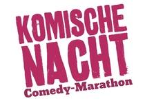 DIE KOMISCHE NACHT 2019 - Der Comedy-Marathon in Mainz
