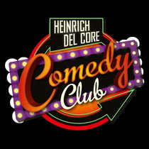 Bild: Heinrich Del Core Comedy Club - Kombiticket