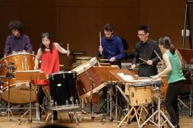 Bild: Jubiläumskonzert - 45 Jahre Freiburger Schlagzeugensemble