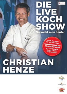 Bild: Christian Henze - SO KOCHT MAN HEUTE! - Die LIVE Kochshow 2019