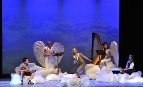 Bild: Die himmlischen Strolche - Eine musikalische Geschichte für die ganze Familie