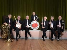 Bild: Red Onion Jazz Company - Weihnachtsjazz im Schellack-Sound
