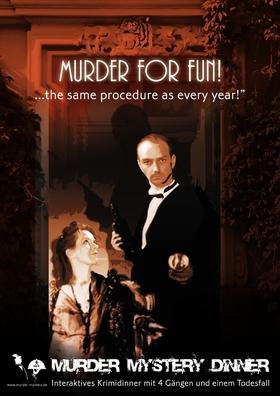 Bild: Murder Mystery Dinner