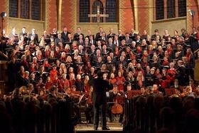 Bild: Bach: Weihnachtsoratorium, Teile 1-3
