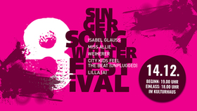 Bild: Internationales Singer/Songwriter Festival 2018