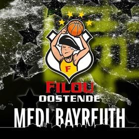 Bild: medi bayreuth vs. Oostende