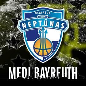 Bild: medi bayreuth vs. Neptunas Klaipeda