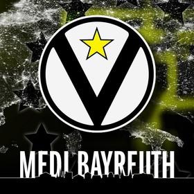 Bild: medi bayreuth vs. Segafredo Virtus Bologna