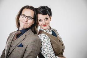 Bild: Britta & Christian Habekost - Open Air - Lesung Elwenfels 3