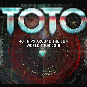 Bild: TOTO - 40 Trips Around The Sun World Tour 2019