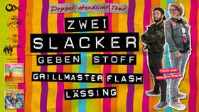 Bild: Grillmaster Flash & Lässing - Zwei Slacker geben Stoff