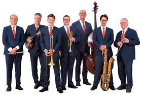 Bild: Dutch Swing College Band - Europe's most swingin' Jazz Band since 1945