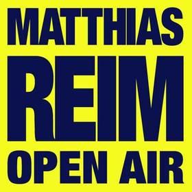 Bild: Matthias Reim - Open Air 2019
