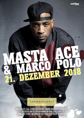 Masta Ace & Marco Polo