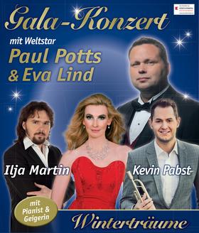 Bild: Winterträume - Paul Potts, Eva Lind & Gäste