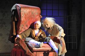 Bild: Ein Weihnachtslied - A Christmas Carol - Theater Morgenstern