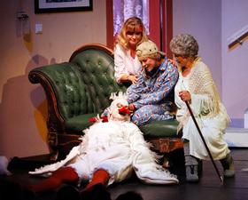 Bild: Die Weihnachtsgans Auguste - Eine Familienkomödie nach Friedrich Wolf