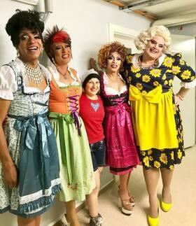 Bild: Die Mirage Show - Travestie Revue