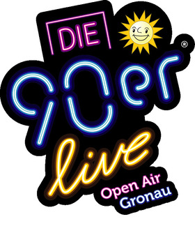 Bild: 90er Live - Caught in the Act, Snap, 2Unlimited, Oli P., Culture Beat, u.v.m.