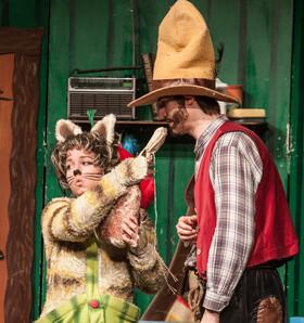 Bild: Frohe Weihnachten kleiner Eisbär - Kindertheater ab 3 Jahre