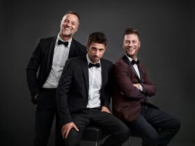 Bild: The Italian Tenors - Viva La Vita Tour 2019